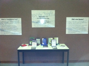 Constitution Display photo